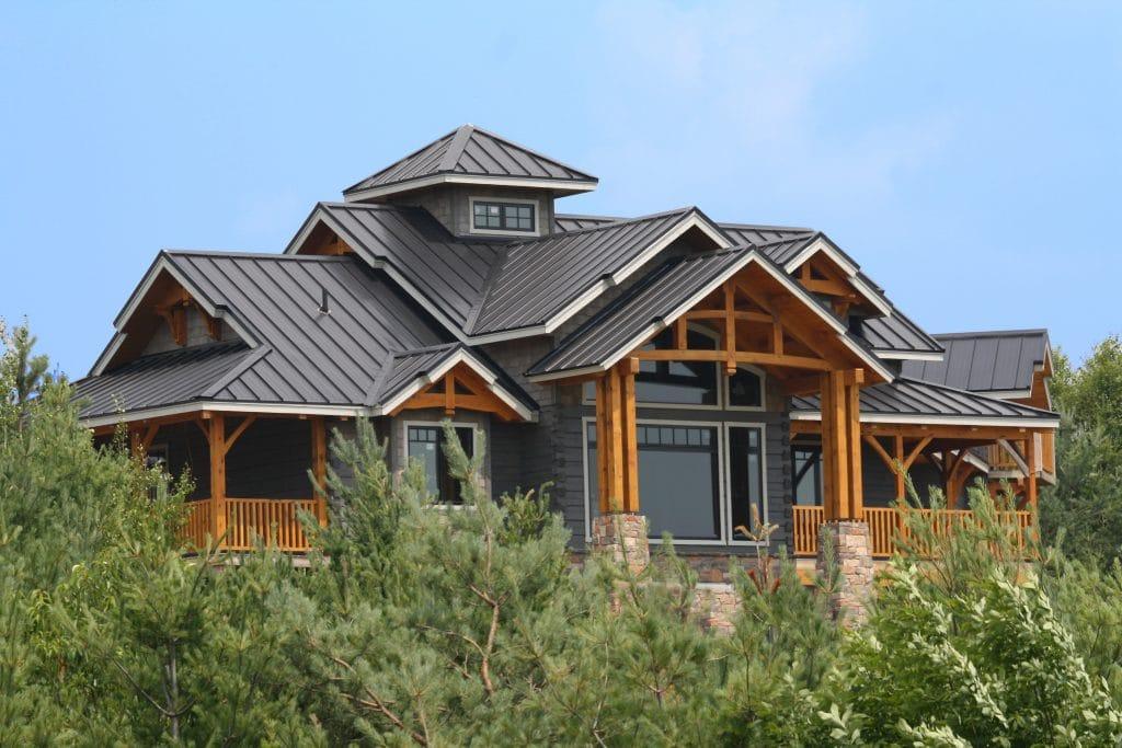 Jp lauzon autres produits toitures d 39 acier for Dream homes ontario